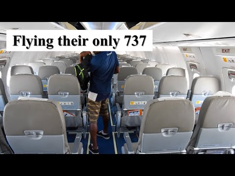 Flight Review #28 | Air Vanuatu 737-800 ECONOMY Class Review: Port Vila To Sydney