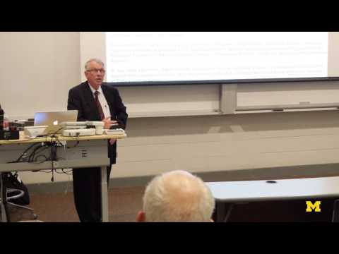 Challenges and Opportunities of the Changing Energy Geopolitics | Dr. David Kay