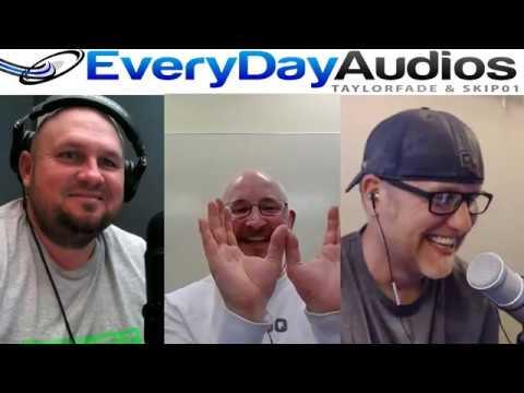 EveryDay Audios #31 W/ ACOUSTICAL ENGINEERING Guru:  Richard Vedvik