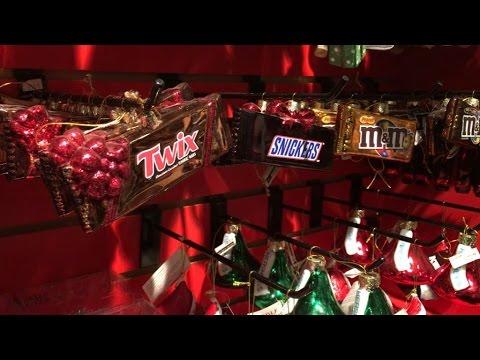 A New York, c\'est la folie des décorations de Noël - YouTube
