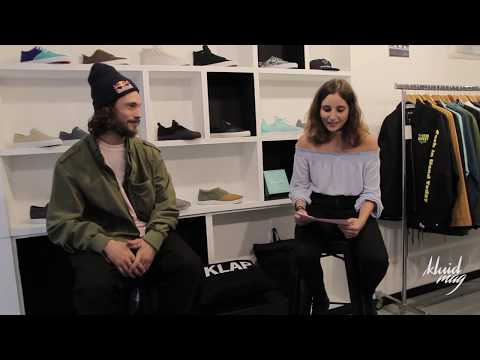 Interview to Torey  Pudwill