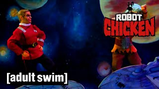 Robot Chicken | Star Trek Oper | Adult Swim