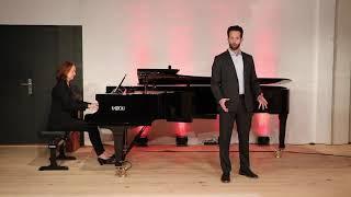 """Hai già vinta la causa (from """"Le nozze di Figaro"""" by W.A. Mozart)"""