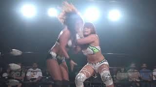 Tessa Blanchard vs Io Shirai Stardom