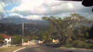 RED HILLS, MEADOWBROOK, HAVENDALE & MANNINGS HILL ROAD, ST ANDREW JAMAICA (JAN 1ST 2012)