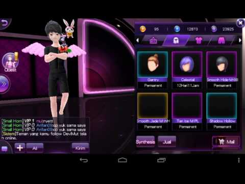 Trik Spin Egg Fashion #2nd (Line Touch Me) by Dion™