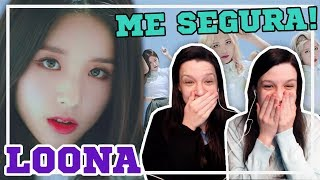 [MV REACTION BR] LOONA (이달의 소녀) - favOriTe
