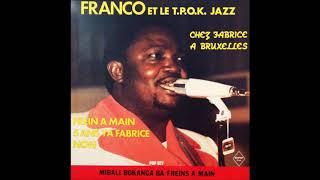 Franco & TP OK Jazz - Mibali Bokanga Ba Freins A Main (1983)