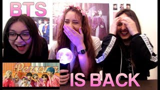 BTS - '작은 것들을 위한 시 (Boy With Luv) feat. Halsey' OFFICIAL MV | REACTION