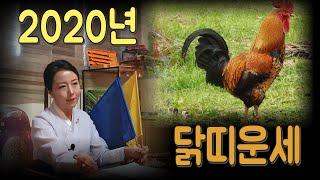 2020년닭띠신년운세 오방기로 신기받아 알아보는 성남유명점집 화선궁