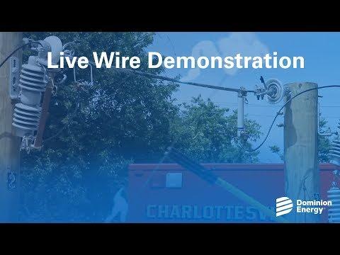 480 volt 3-phase Arc Flash Demonstration | FunnyDog.TV
