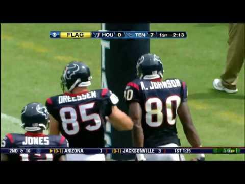 Andre Johnson 2009 Highlights