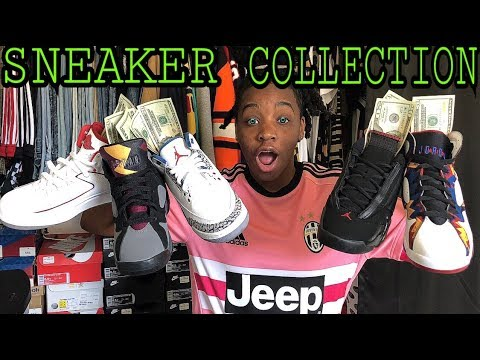 Sneaker Collection 2018 (Part 5)