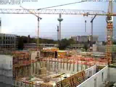 University of Frankfurt, Campus Westend May to July Webcam