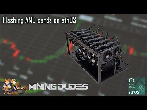 Flashing/Mod Your AMD GPU's BIOS- RX570/RX580 Tutorial On EthOS