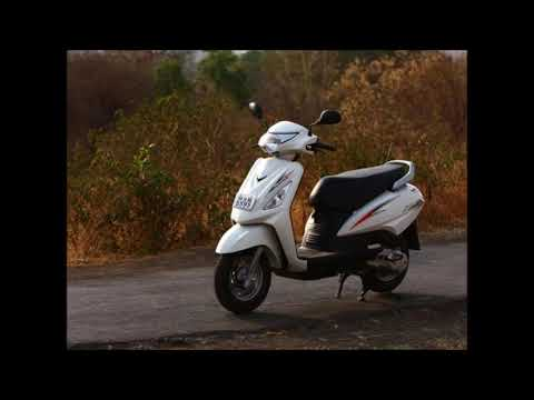 Best non gear scooters in 2013 - YouTube