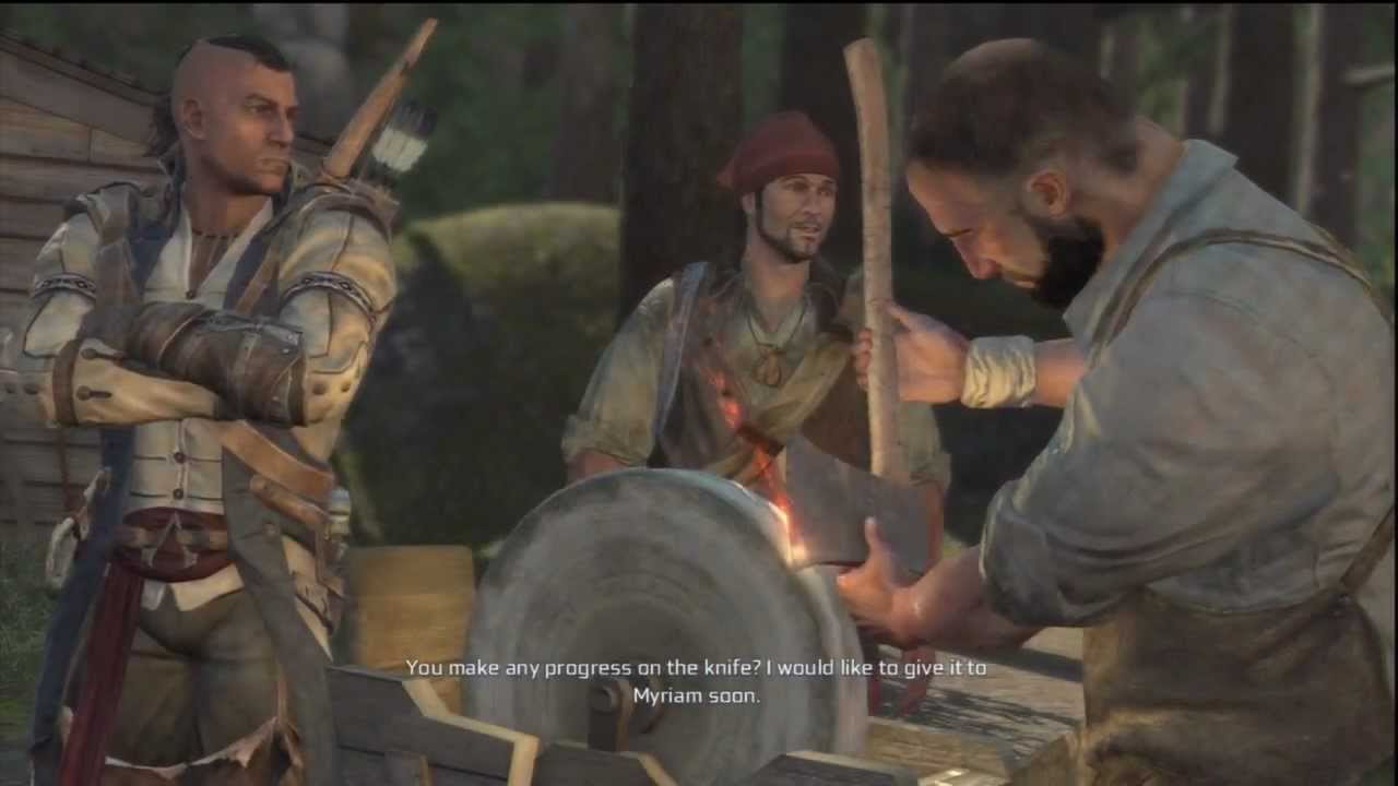 Assassin S Creed 3 Homestead Missions And Runing Around Homestead