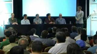 LinuxCon Portland 2009 - Roundtable - Q&A 2
