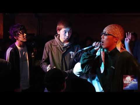 ONO-D×藤Koos vs ミステリオ×k-razy | 凱旋MC BATTLE 2on2