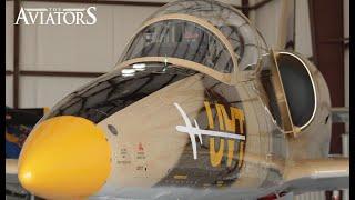 A closer look at the L-39 Albatros Jet Trainer