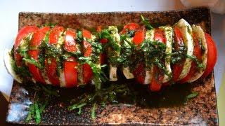 Basil & Mozzarella Salad Recipe