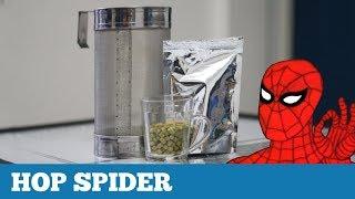 Hop Spider: Mais Lúpulo, Menos Trub!