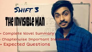 Chapterwise Full Summary Of The Invisible Man CBSE English Preparation 2018