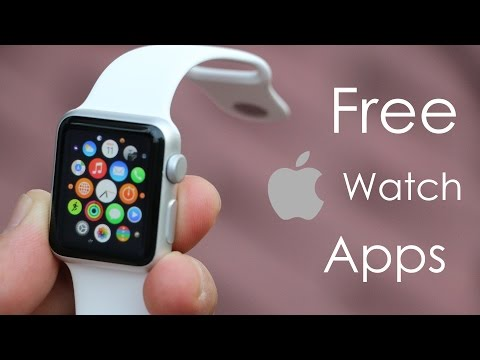 Best Apps for Apple Watch (FREE)