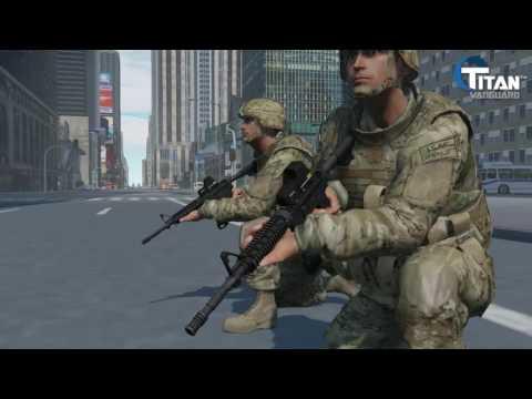 Titan Vanguard - New York City