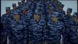 ВВ МВД Туркменистана.На страже правопорядка