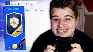 ON OUVRE UN PACK BABY ICÔNE ! - FIFA 19