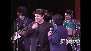 Moin Akhter with Arbaz Khan (Dhanak TV USA)