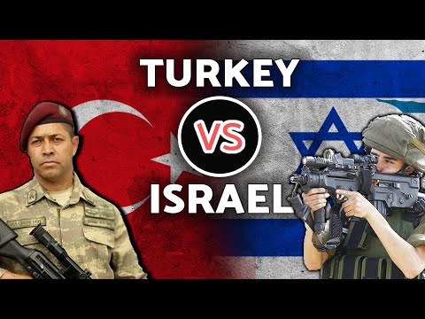 Turkey vs Israel - Military Power Comparison 2020