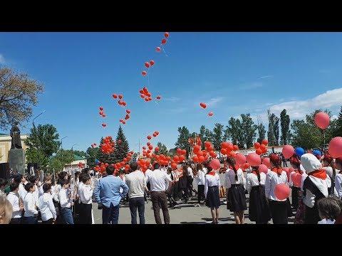 9 мая 2018 Буйнакск Шествие 3 - May 9, 2018 The Buinaksk Procession