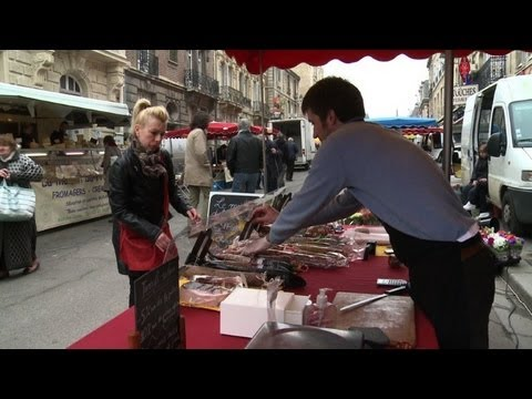 Jobless French youth turns to entrepreneurship