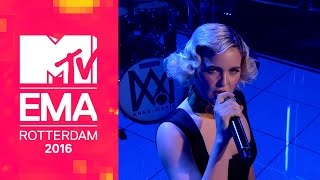 Anne-Marie - Alarm [Live from MTV EMAs 2016]