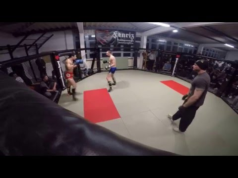 Philip Oedi - Fenriz Fight Challenge III - 30.01.3016 - Muay Thai - K1