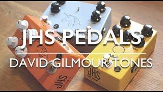 JHS Pedals - David Gilmour tones
