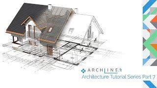 ARCHLine.XP Architectural BIM course Part 7