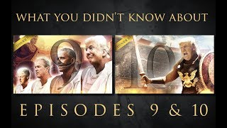 What You Didn't Know About Episodes 9 & 10... Mike Maloney