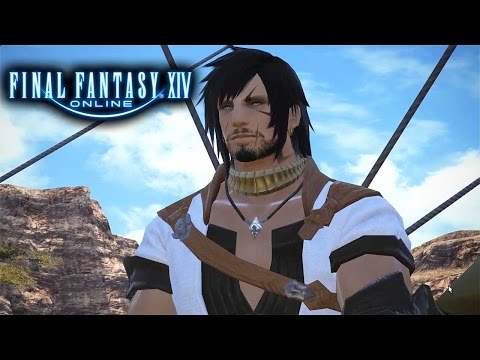 Final Fantasy XIV - Ep 0 - Creating Our Character (Lets Play Final Fantasy 14 Online FFXIV Gameplay)