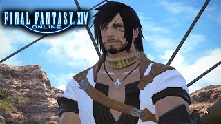 final fantasy xiv ep 0 creating our character lets play final fantasy 14 online ffxiv gameplay