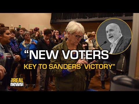Sanders' Path to Victory Relies on Turning Out New Voters