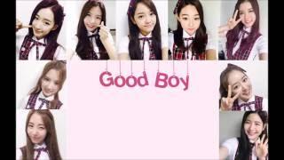 【中字認聲】Gugudan(구구단) — GOOD BOY