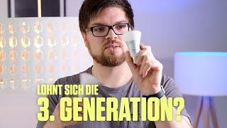 PHILIPS HUE 3. Generation im Vergleich. Lohnt sie sich?