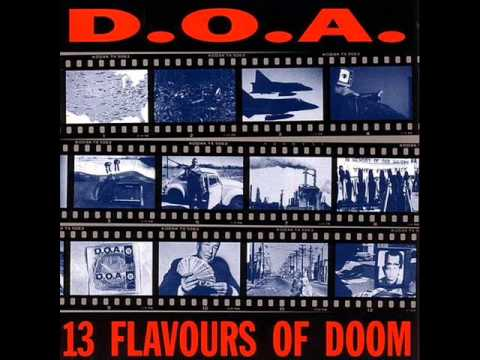 D.O.A. - Beatin' Rock 'n' Roll to Death
