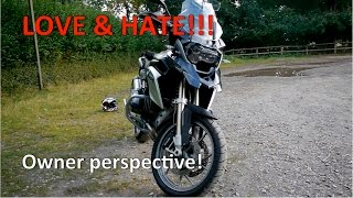 BMW GS1200 review: What I love and Hate!