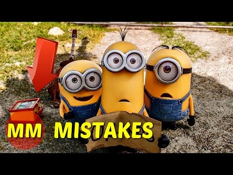 12 Poorly  Hidden MISTAKES Behind Minions Movie