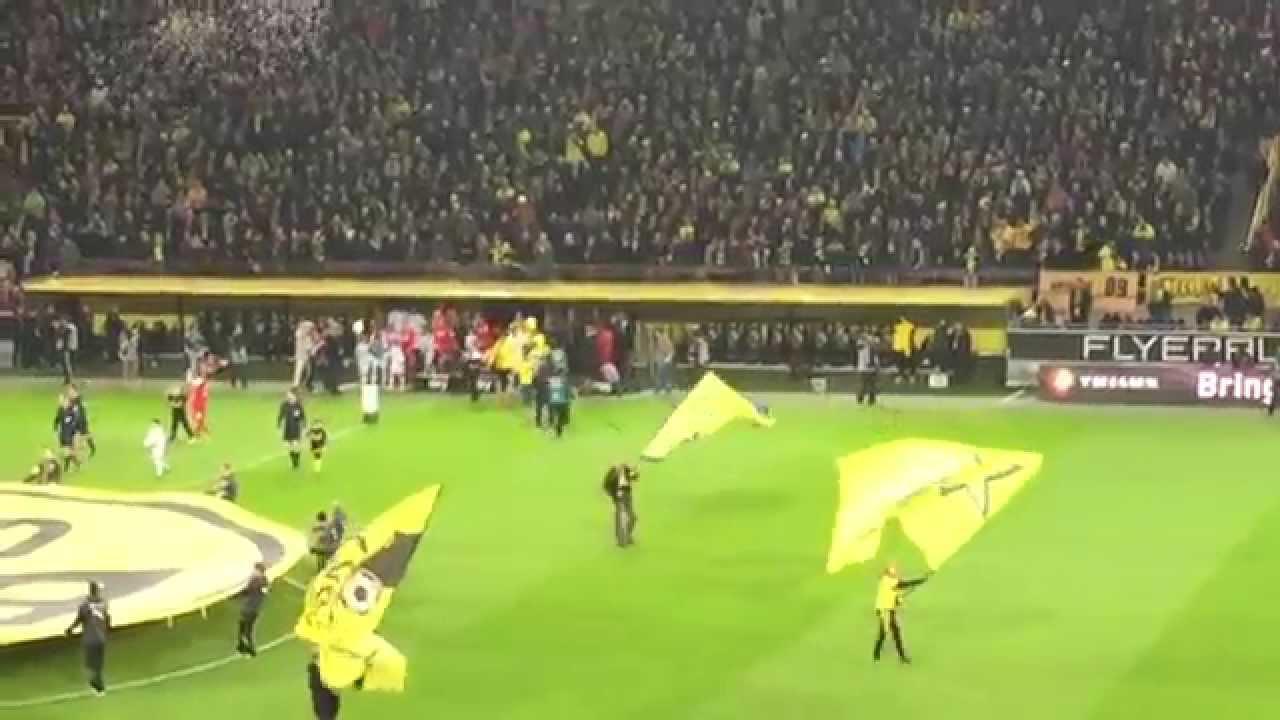 Borussia Dortmund Hymne Einlaufmusik