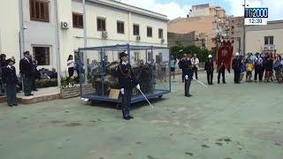 Strage di Capaci, a Palermo l'auto della scorta di Falcone. In un agguato muore il boss Dainotti
